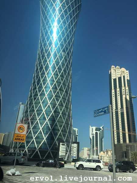 Новости из горячего Катара