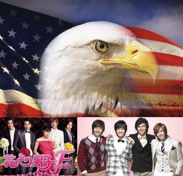 I AM NOT KIDDING: Americans To Recreate Boys Over Flowers