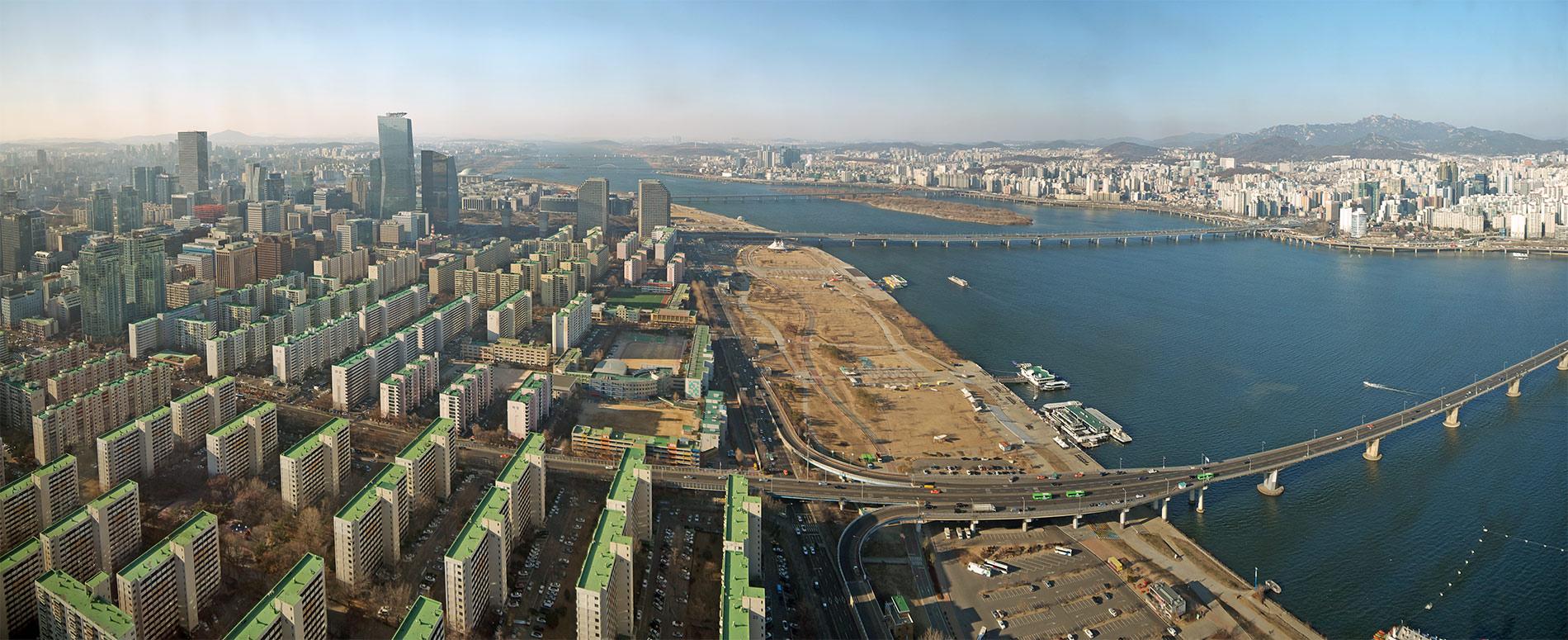 Сеул почти на новый год
