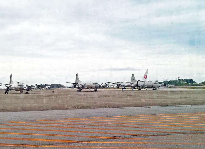 япония, окинава, аэропорт