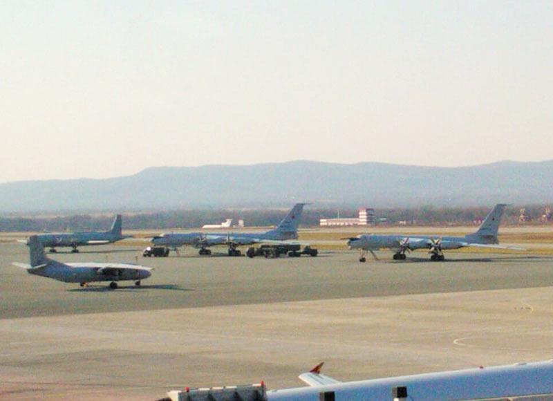 ту-142, противолодочный самолеты
