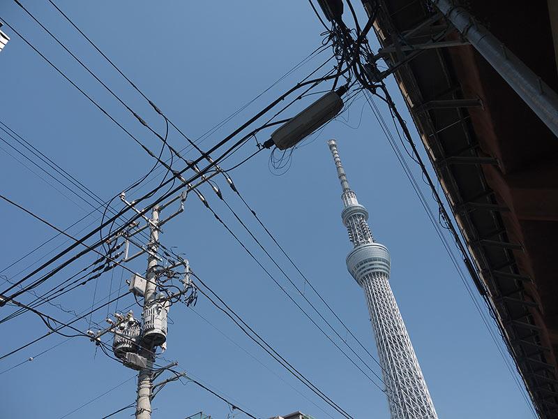 Токио, Асакуза, skytree, tower