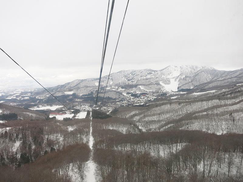 лыжный курот, онсэн, Зао, канатная дорога, подъемник
