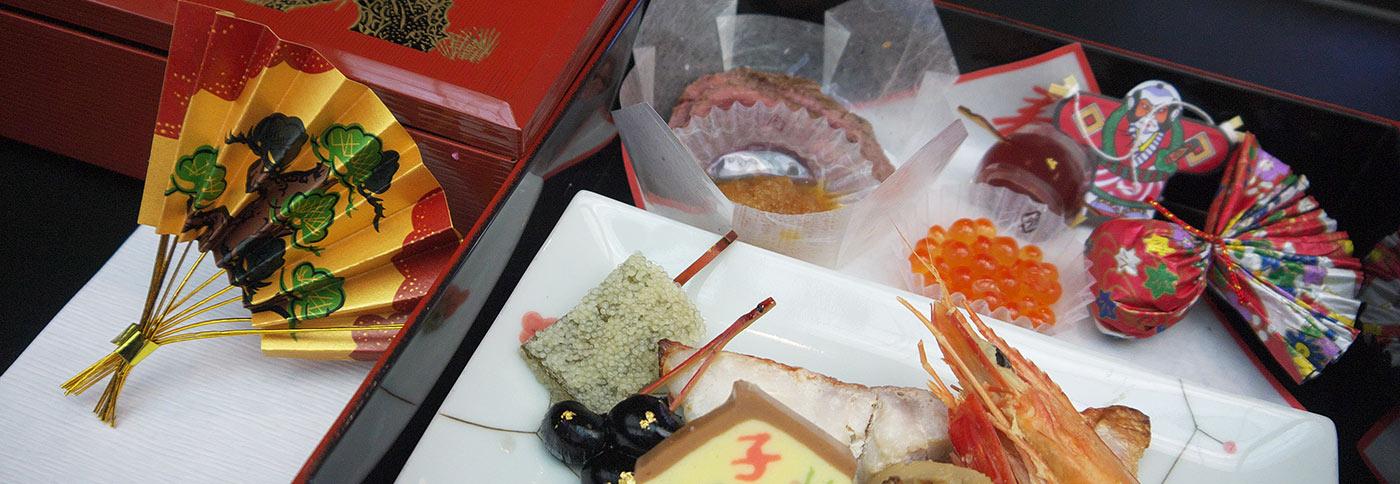 осэти-рёри, осети, новогодняя еда, японская, япония, еда, традиционная