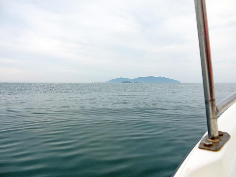 остров Путятина, приморье