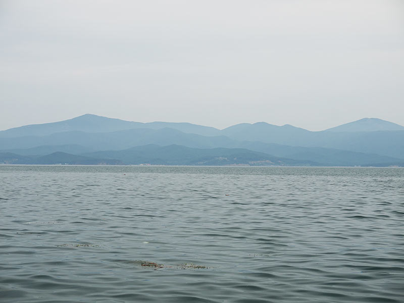 остров Путятина, приморье, скалы, море
