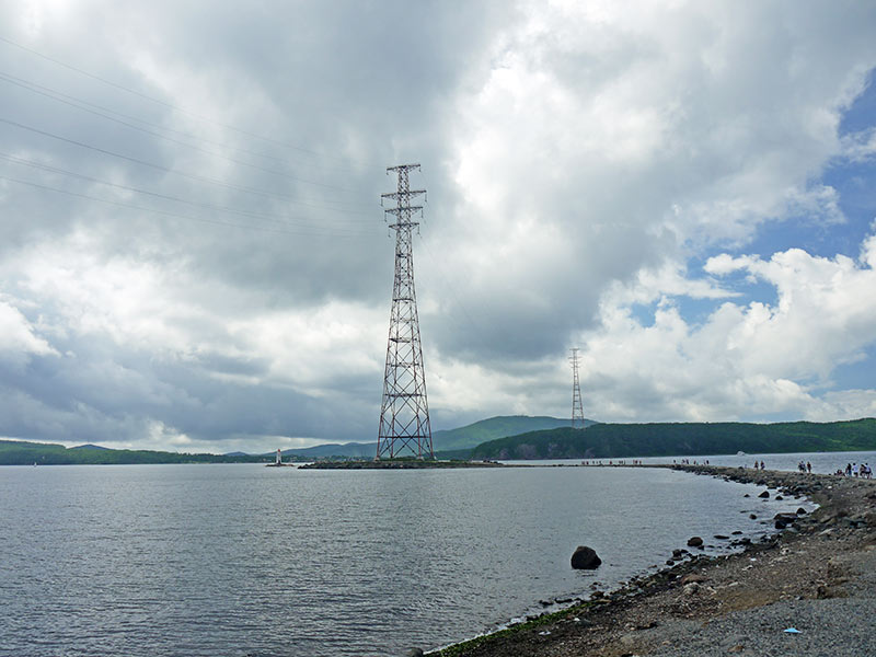 владивосток, эгершельд, токаревский маяк