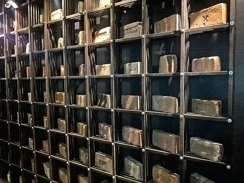 владивосток, музей арсеньева, кирпичи старцева