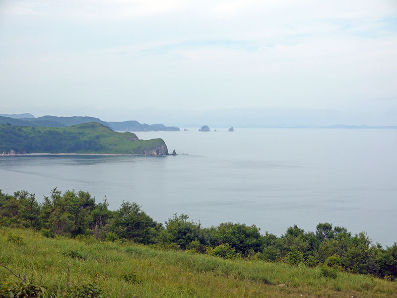 владивосток, бухта витязь, полуостров гамова, бухта Астафьева