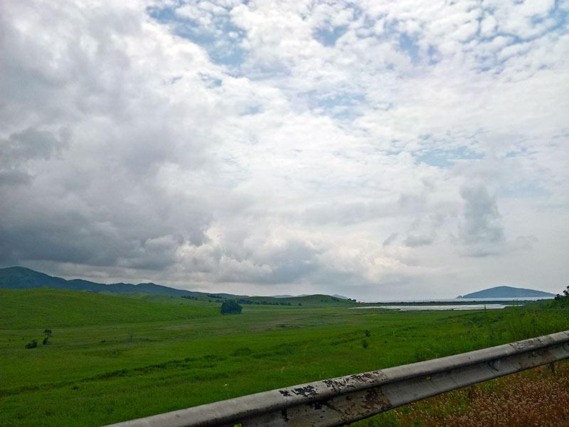 приморье, хасан, хасанский район, дорога, природа, залив