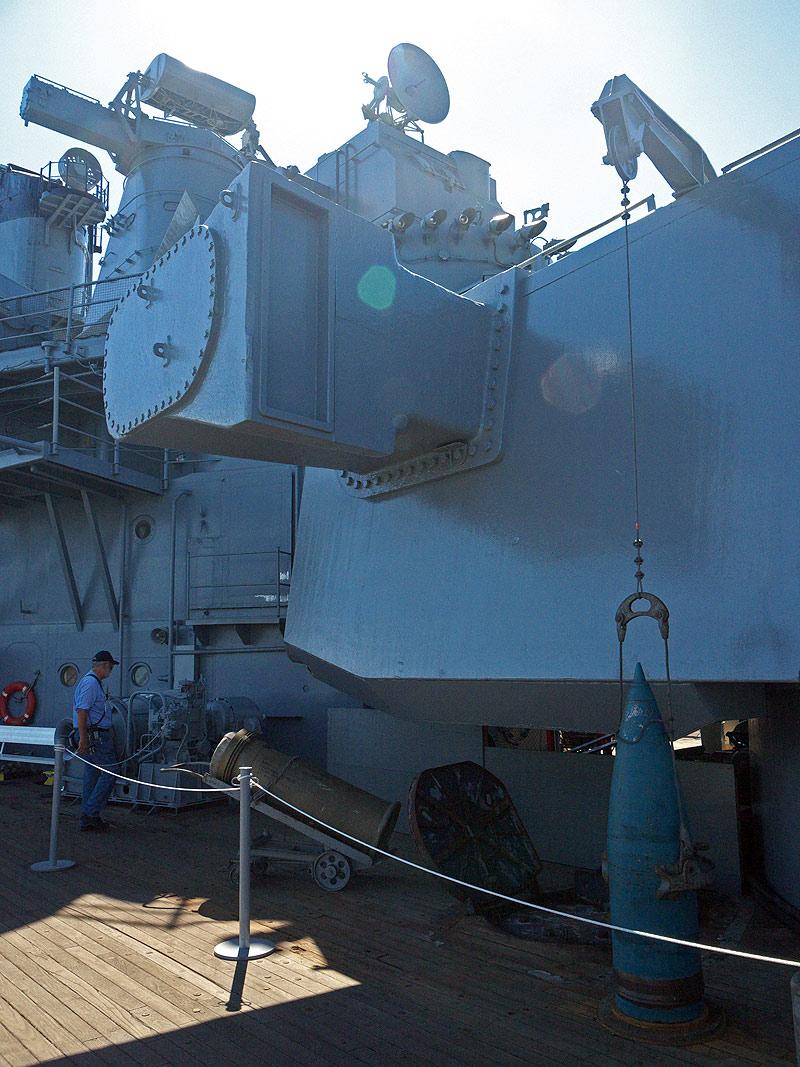 iowa, bb-61, линкор, айова, лос анджелес