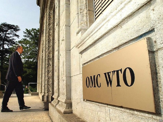 Россия хочет вступить в ВТО, Грузия препятствует