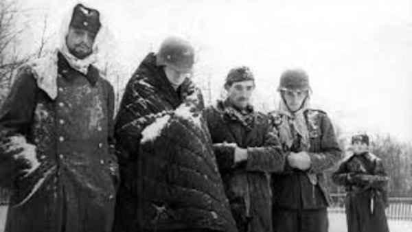 Германцы в снежной России