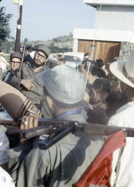 Cuban Revolution in Color Photos, January 1959 (2)