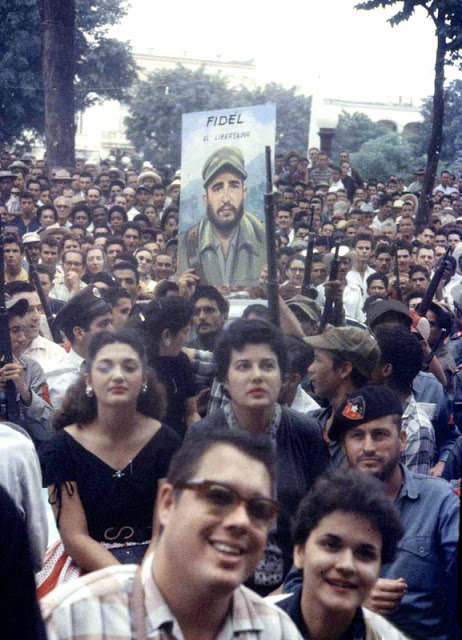 Cuban Revolution in Color Photos, January 1959 (3)