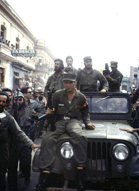 Cuban Revolution in Color Photos, January 1959 (4)