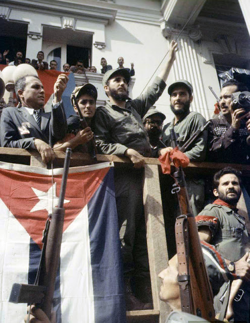 Cuban Revolution in Color Photos, January 1959 (5)