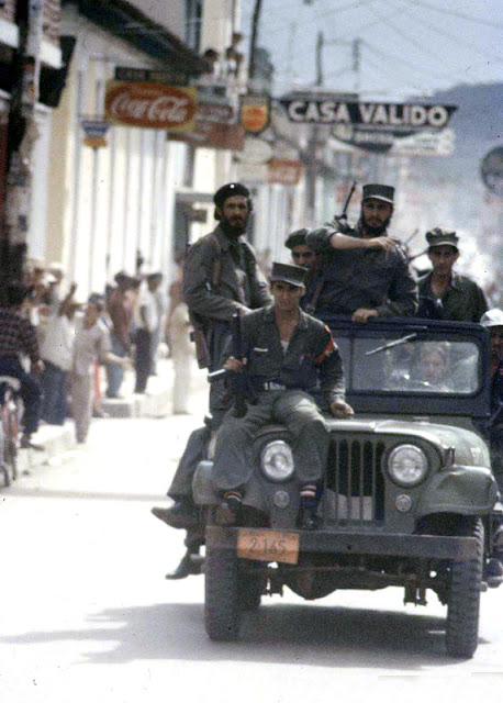 Cuban Revolution in Color Photos, January 1959 (6)