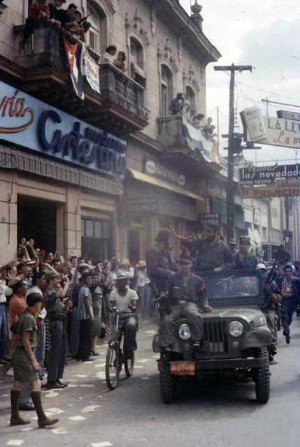 Cuban Revolution in Color Photos, January 1959 (7)