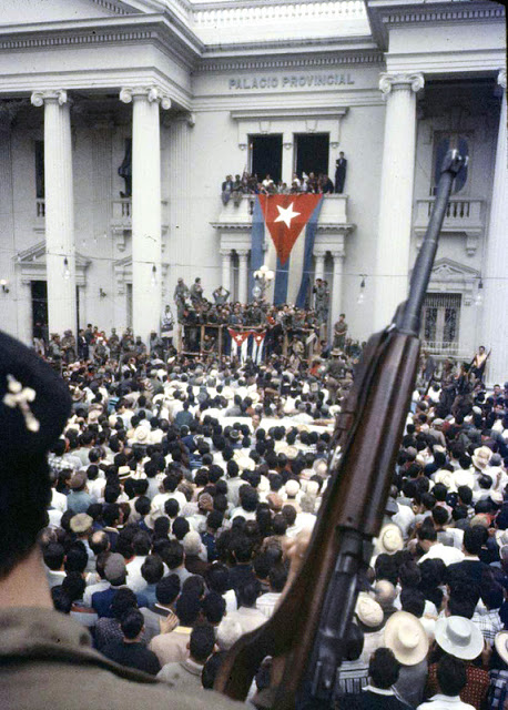 Cuban Revolution in Color Photos, January 1959 (9)