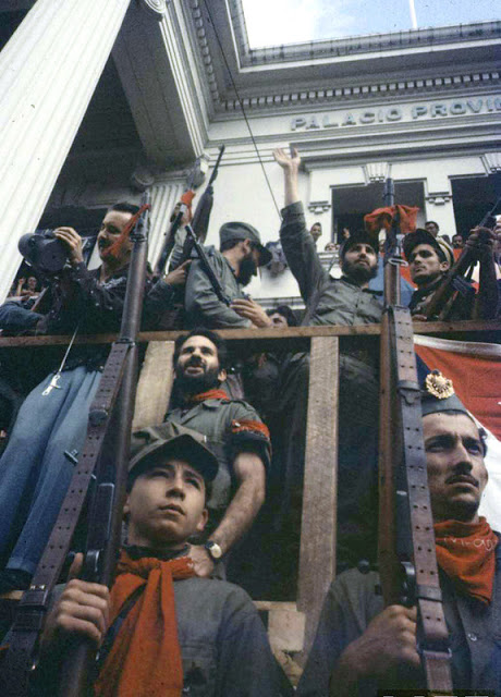 Cuban Revolution in Color Photos, January 1959 (10)