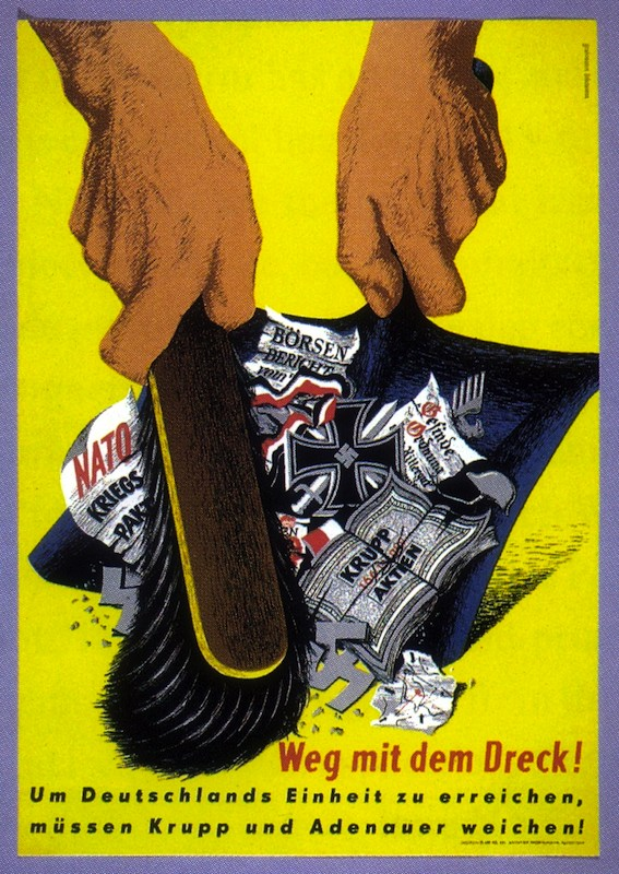 Weg-mit-dem-Dreck-by-Grohman-Schuman-1950