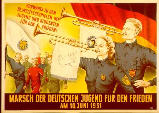 Marsch-Der-Deutschen-Jugend-Fur-Den-Frieden-Am-10.Juni-1951