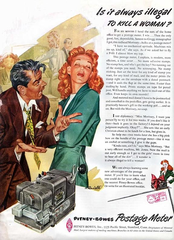 Vintage-Ads-Woman