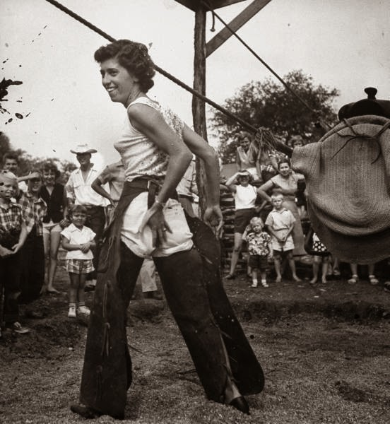 American Cowgirls of the 1940's (21)