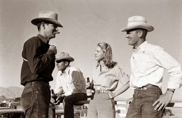 American Cowgirls of the 1940's (24)