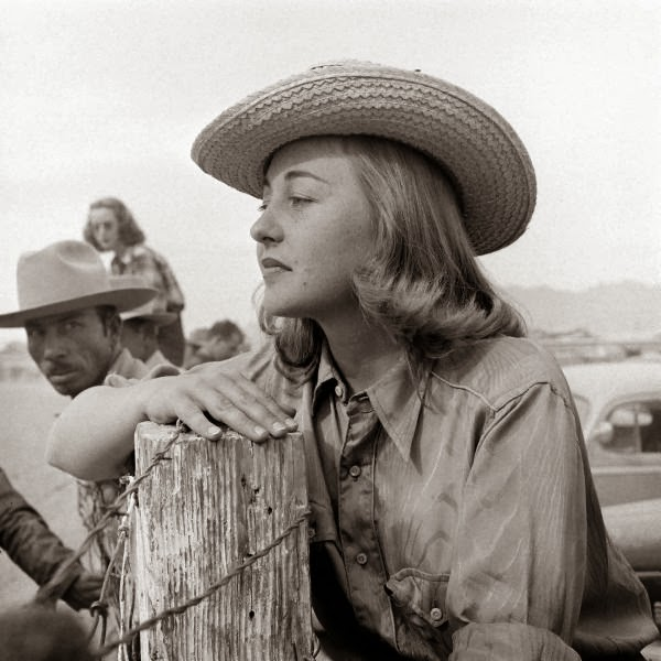 American Cowgirls of the 1940's (28)