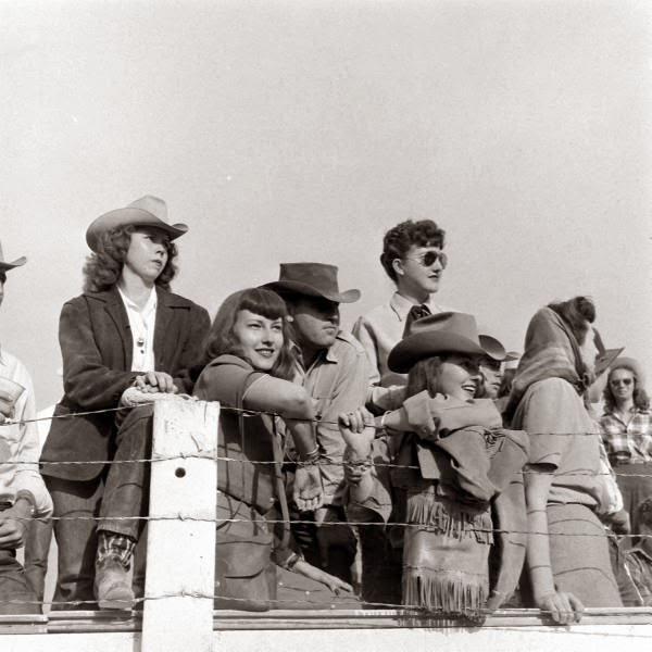 American Cowgirls of the 1940's (31)