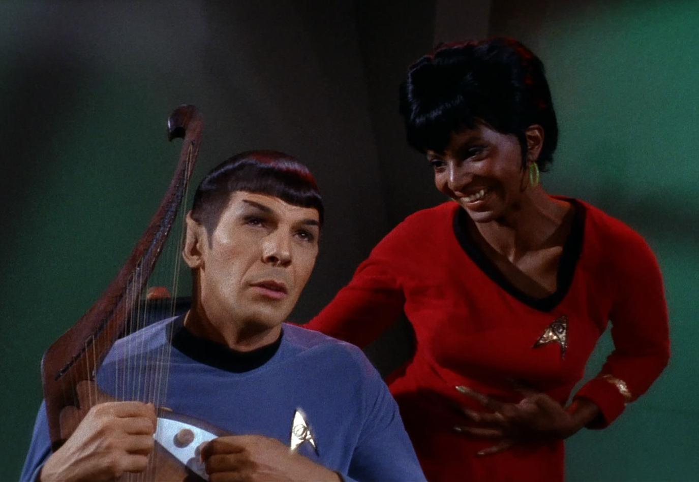 Spock_and_Uhura_make_music