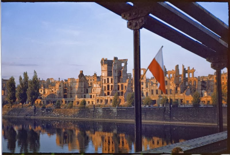 Poland 1947 in color (2)