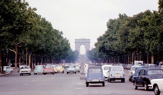 Paris of 1968 (1)