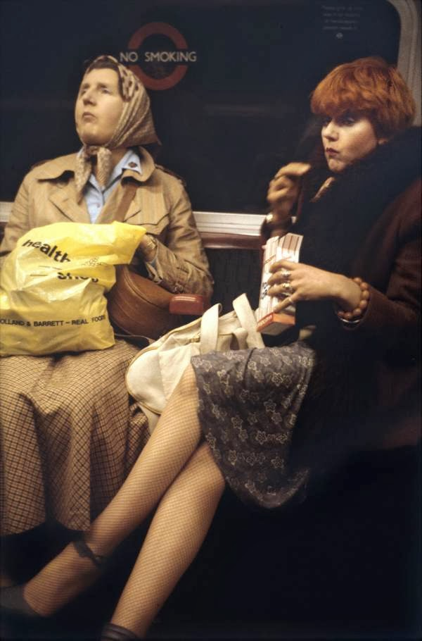 London Underground in the 1970s-80s (2)