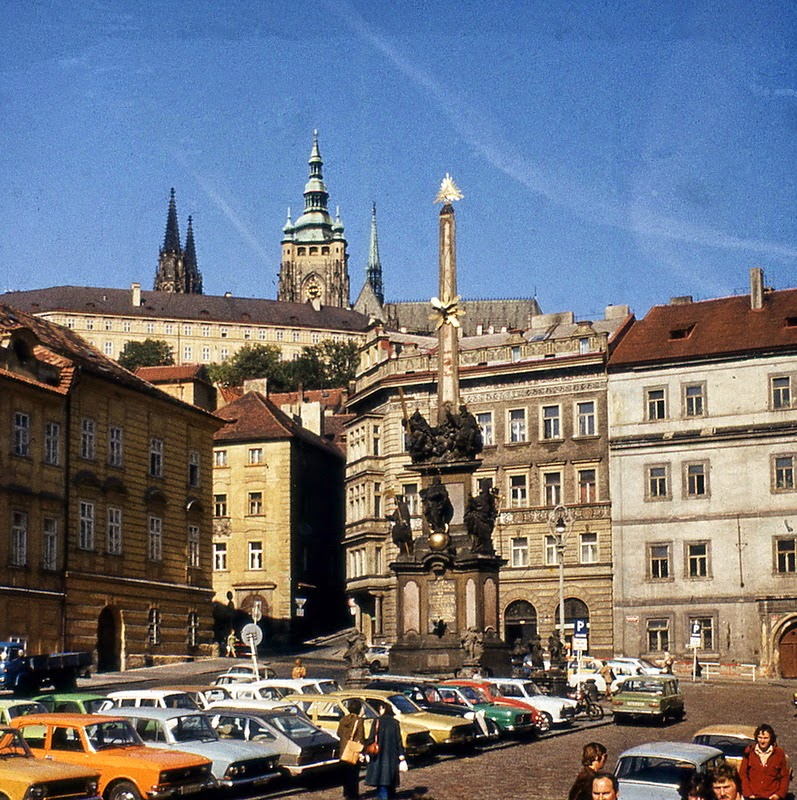 Prague in the Late 1970's (1)