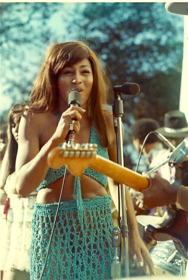 Tina Turnerat the Lake Amador Gold Rush Festival, 1969 (1)