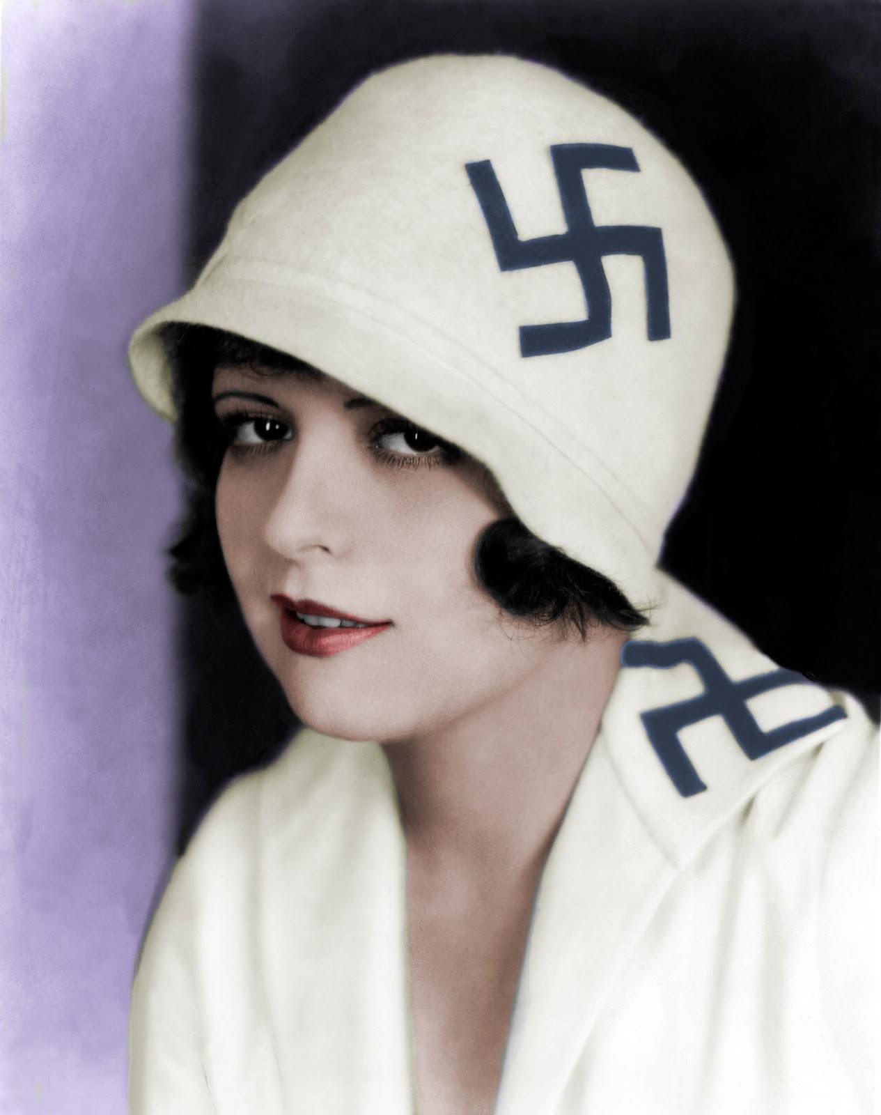 Clara_Bow_Swastika_Colorized_by_ajax1946
