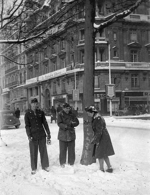 Paris, France during World War II (19)