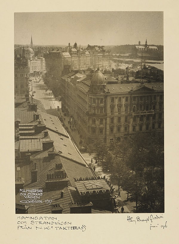 Stockholm, Sweden in the 1910s (14)