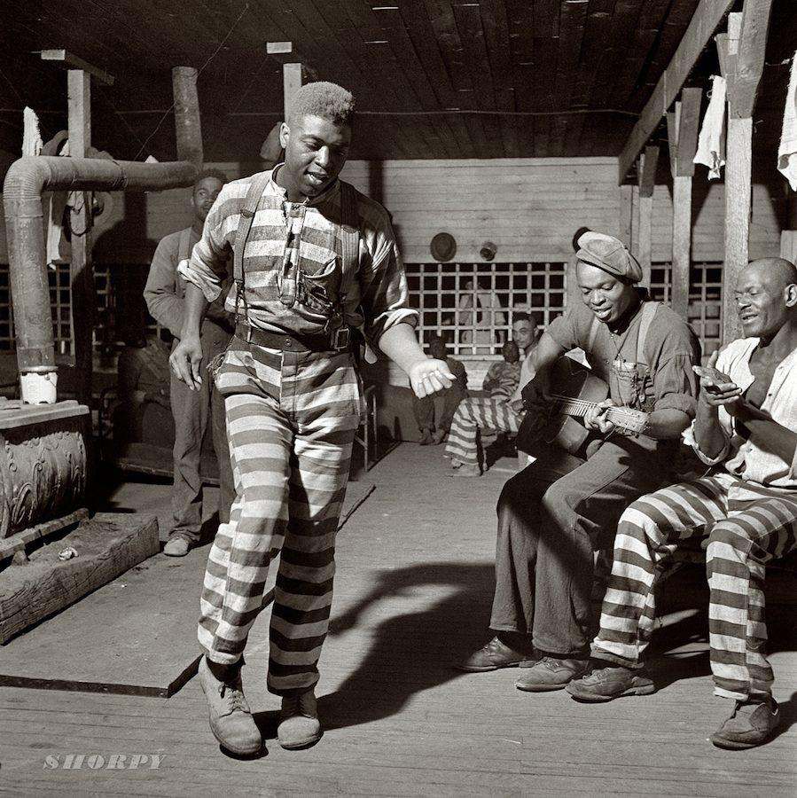 Ретро в тюрьме онлайн 3 фотография