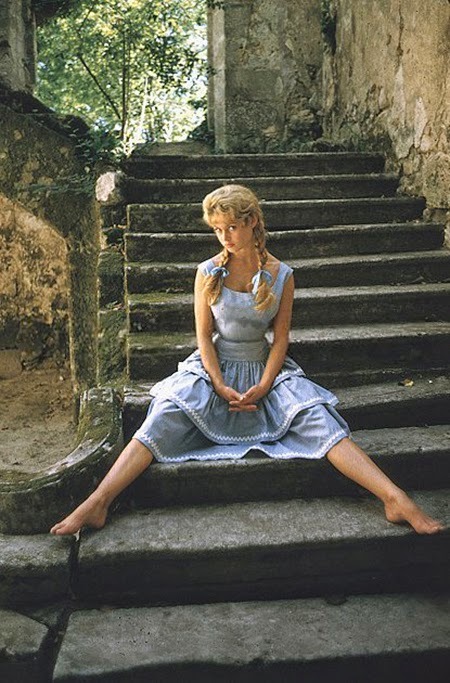 Brigitte Bardot photographed by Mark Shaw, 1956 (6)