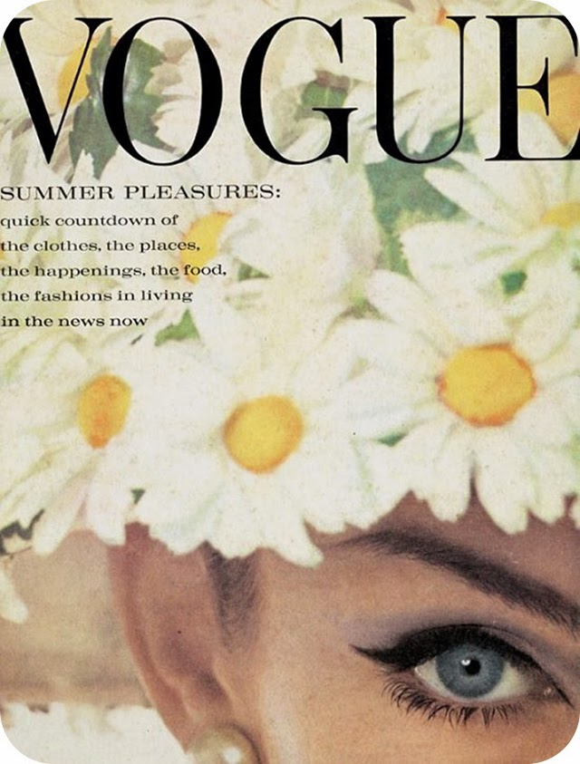 1960's Vogue Covers (1)