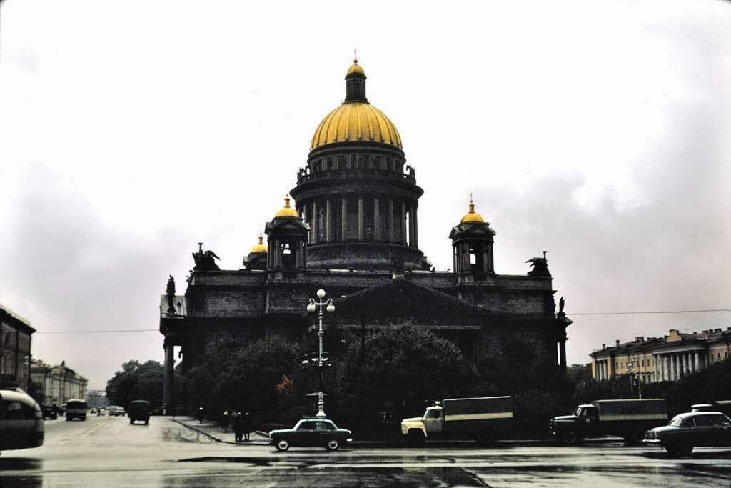 Leningrad, USSR of 1968 (14)