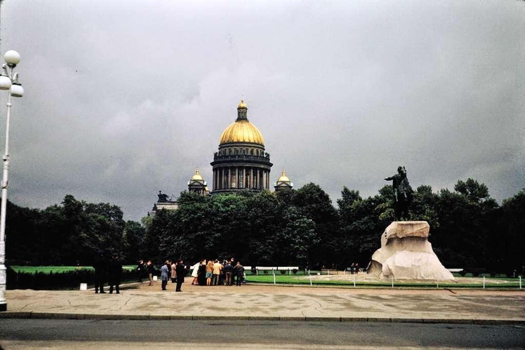 Leningrad, USSR of 1968 (13)