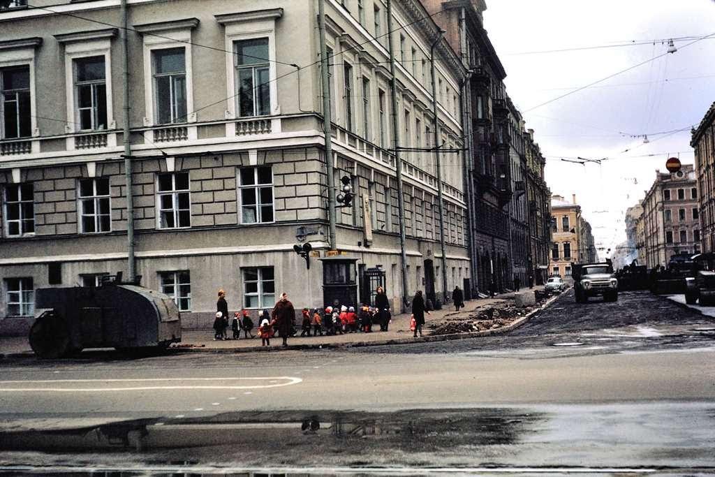 Leningrad, USSR of 1968 (10)
