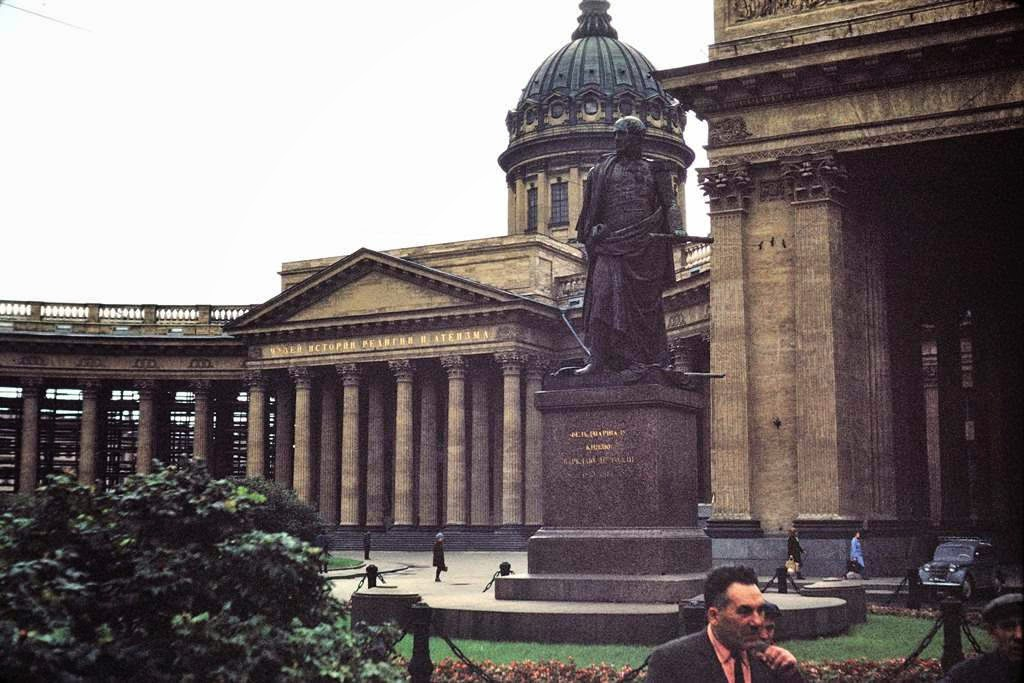 Leningrad, USSR of 1968 (9)