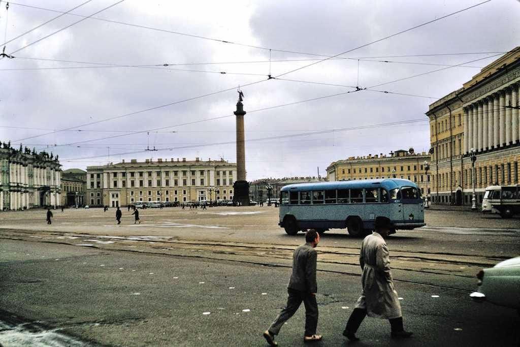 Leningrad, USSR of 1968 (4)