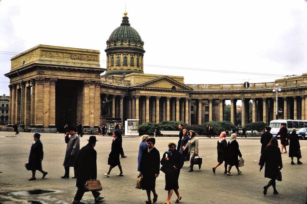 Leningrad, USSR of 1968 (3)